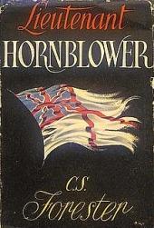 Poručík Hornblower obálka knihy