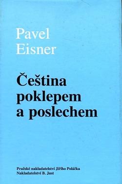 Čeština poklepem a poslechem obálka knihy