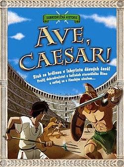 Ave, Caesar! obálka knihy