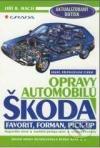 Opravy automobilů Škoda Favorit, Forman, Pick-up
