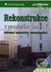 Rekonstrukce v panelovém domě IV
