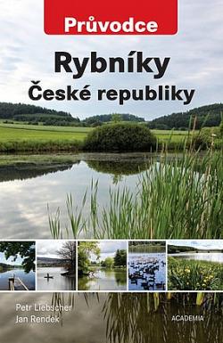 Rybníky České republiky obálka knihy