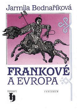 Frankové a Evropa obálka knihy