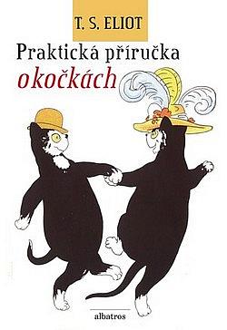 Praktická příručka o kočkách obálka knihy