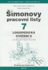 Šimonovy pracovní listy 7 obálka knihy