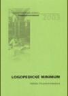 Logopedické minimum obálka knihy