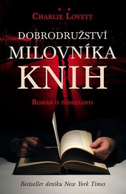 Dobrodružství milovníka knih obálka knihy