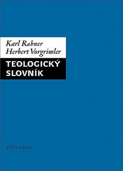 Teologický slovník obálka knihy