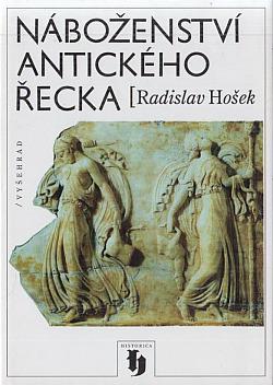 Náboženství antického Řecka obálka knihy