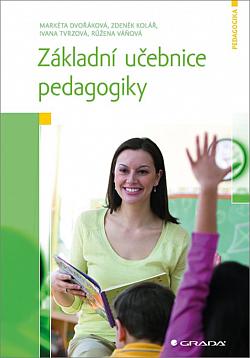 Základní učebnice pedagogiky obálka knihy