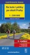 Na kole i pěšky po okolí Prahy obálka knihy