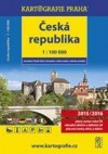 Autoatlas České republiky, 1 : 100 000