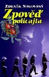 Zpověď policajta obálka knihy
