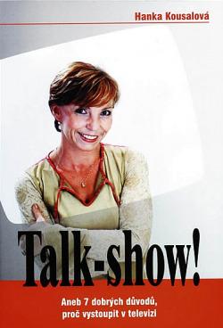 Talk show! obálka knihy