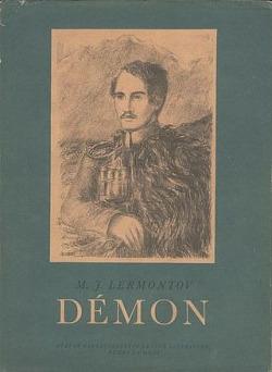 Démon obálka knihy