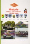 Historie útvarů 1. tankové divize (VÚ 3858 Slaný)