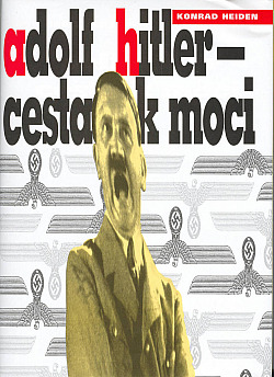 Adolf Hitler - Cesta k moci obálka knihy