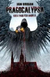Krev padlých andělů obálka knihy