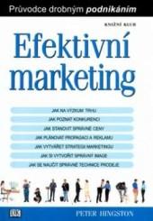 Efektivní marketing obálka knihy