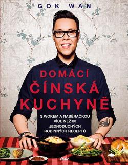 Domácí čínská kuchyně obálka knihy