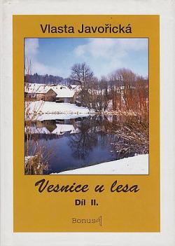 Vesnice u lesa: 2. díl obálka knihy