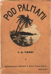 Pod palmami obálka knihy