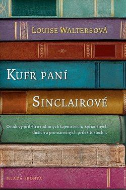 Kufr paní Sinclairové obálka knihy