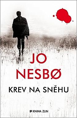Krev na sněhu obálka knihy