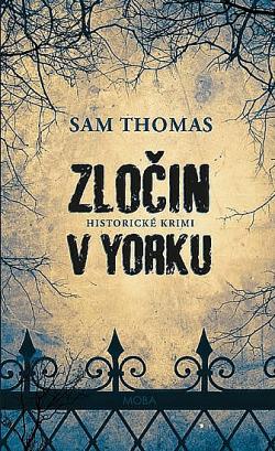 Zločin v Yorku obálka knihy