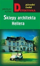Sklepy architekta Hellera obálka knihy
