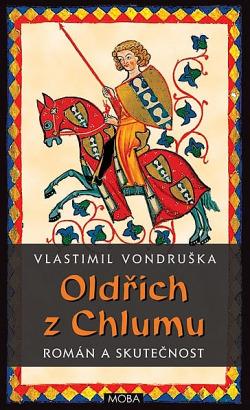 Oldřich z Chlumu obálka knihy