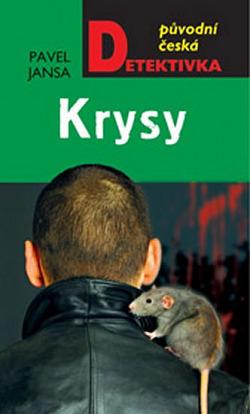 Krysy obálka knihy