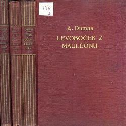 Levoboček z Mauléonu