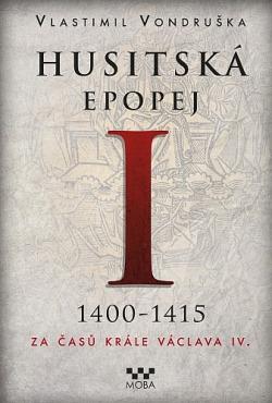 Husitská epopej I obálka knihy