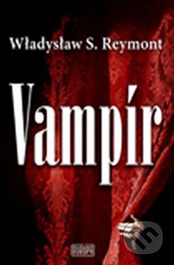 Vampír obálka knihy