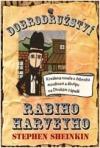 Dobrodružství rabiho Harveyho - kreslená novela o židovské moudrosti a důvtipu na Divokém západě