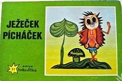 Ježeček Pícháček obálka knihy