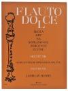 Flauto dolce - škola hry na sopránovou zobcovou flétnu 2. díl