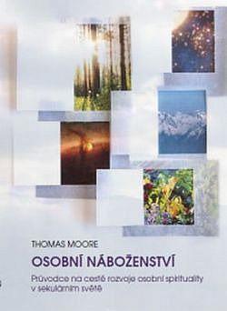 Osobní náboženství obálka knihy