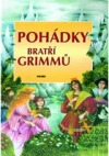 Pohádky bratří Grimmů obálka knihy