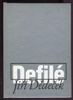 Defilé obálka knihy