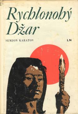 Rychlonohý Džar obálka knihy