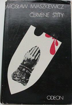 Červené štíty obálka knihy