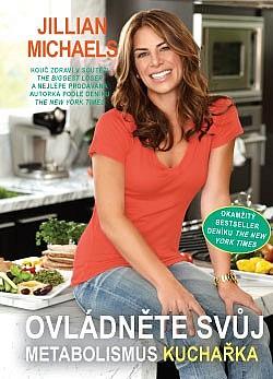 Ovládněte svůj metabolismus – kuchařka obálka knihy