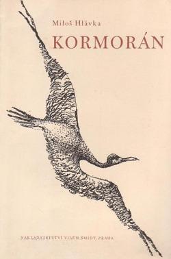 Kormorán obálka knihy