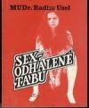 Sex – odhalené tabu obálka knihy