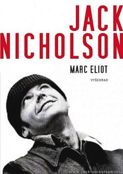 Jack Nicholson obálka knihy
