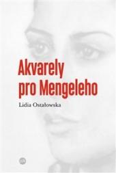 Akvarely pro Mengeleho obálka knihy