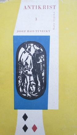 Antikrist 3 obálka knihy