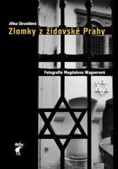 Zlomky z židovské Prahy obálka knihy